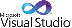 Microsoft Visual Studio. Copyright © Microsoft Corp.